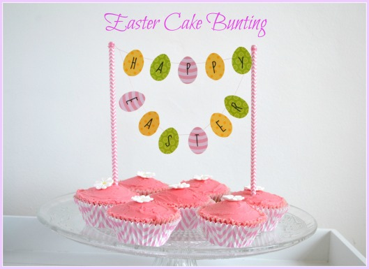 Easter Cake Bunting Main Shot